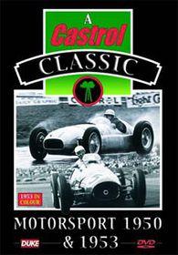 Motorsport 1950 & 1953 - (Import DVD)