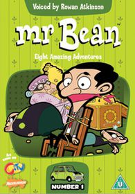 Mr.Bean Vol.1 (Animated) - (Import DVD)
