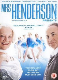 Mrs Henderson Presents (Import DVD)