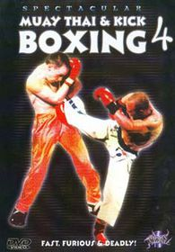 Muay Thai Boxing Vol.4 - (Import DVD)
