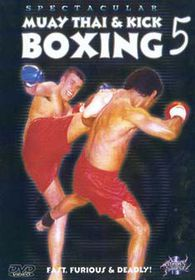 Muay Thai Boxing Vol.5 - (Import DVD)