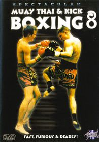 Muay Thai Boxing Vol.8 - (Import DVD)