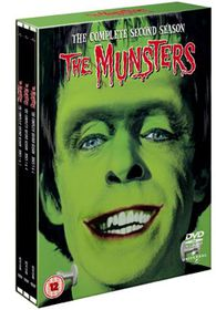 Munsters-Complete Season 2 (6 Discs) - (Import DVD)