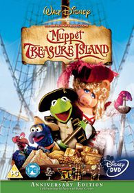 Muppet Treasure Island (Special Edition) - (Import DVD)