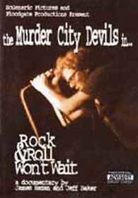 Murder City Devils-Rock & Roll - (Import DVD)