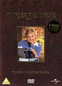 Murder She Wrote - Series 1 - (parallel import)