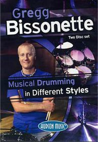 Musical Drumming Diff.Styles - (Import DVD)