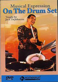 Musical Expression On Drumset - (Import DVD)