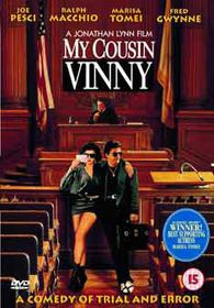 My Cousin Vinny - (Import DVD)