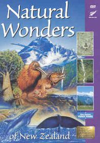 Natural Wonders of New Zealand - (Import DVD)