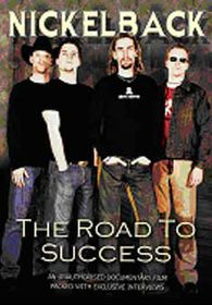 Nickelback - Road To Success - (Import DVD)