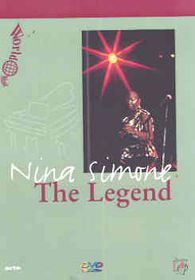 Nina Simone-The Legend - (Import DVD)