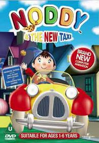 Noddy & the New Taxi - (Import DVD)