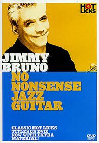 Non Nonsense Jazz Guitar - (Import DVD)