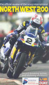 Northwest 200 Review 2003 - (Import DVD)