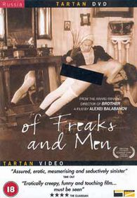 Of Freaks And Men - (Import DVD)