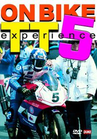 On-Bike Tt Experience 5 - (Import DVD)