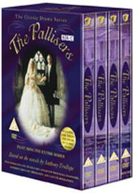 Pallisers Box Set (8 Discs) - (Import DVD)