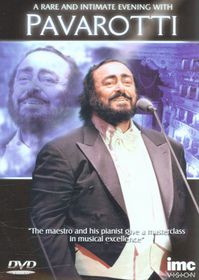 Pavarotti-Intimate Evening - (Import DVD)
