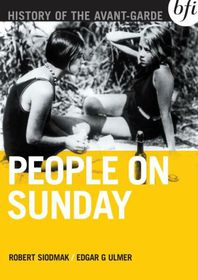 People On Sunday - (Import DVD)