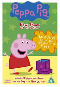 Peppa Pig 3 - New Shoes - (Import DVD)