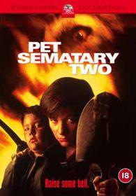 Pet Semetary 2 - (Import DVD)