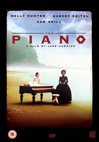 The Piano (1993) (Import DVD)