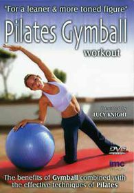 Pilates Gymball Workout - (Import DVD)