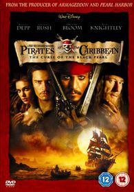 Pirates of Caribbean (1 Disc-) - (Import DVD)