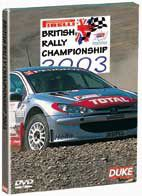 Pirelli British Rally 2003 - (Import DVD)