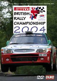 Pirelli British Rally 2004 - (Import DVD)