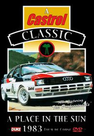 Place In the Sun (Rallying) (1983 Tour De Corse) - (Import DVD)