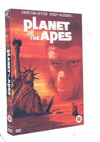 Planet of the Apes (1968) - (Import DVD)