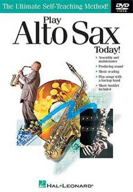 Play Alto Sax Today - (Import DVD)