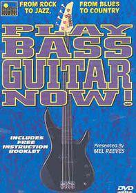 Play Bass Guitar Now - (Import DVD)