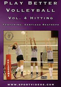 Play Better Volleyball Vol.4 - (Import DVD)