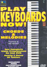 Play Keyboards Now-Chords/Melo - (Import DVD)