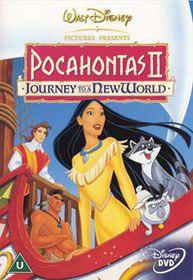 Pocahontas 2 - (Import DVD)