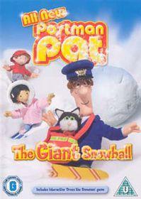 Postman Pat - Giant Snowball - (Import DVD)
