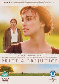 Pride & Prejudice (2005) (Import DVD)
