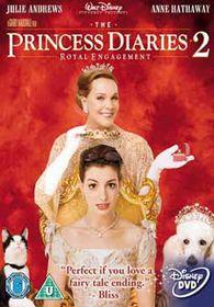 Princess Diaries 2 - (Import DVD)