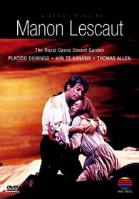 Puccini - DVD - Manon L'Escaut;Royal Opera Ballet