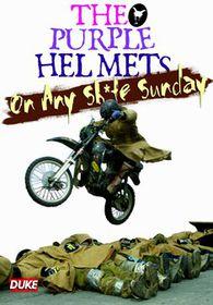 Purple Helmets-Any Sh*Te Sund. - (Import DVD)
