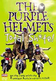Purple Helmets-Total Sh*Te - (Import DVD)