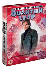 Quantum Leap-Season 4 (6 Discs) - (parallel import)