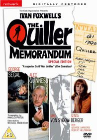 Quiller Memorandum Sp.Edition - (Import DVD)