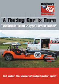 Racing Car Is Born-Dragster - (Import DVD)