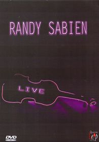 Randy Sabien-Live - (Import DVD)