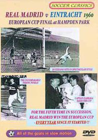 Real Madrid Vs Eintracht 1960 - (Import DVD)