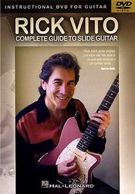 Rick Vito-Slide Guitar - (Import DVD)